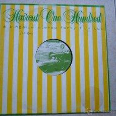 Discos de vinilo: HAIRCUT ONE HUNDRED A KINGSIZE STEREO FORTY FIVE CUT. Lote 46580647
