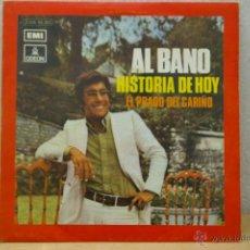 Dischi in vinile: ALBANO-HISTORIA DE HOY-EL PRADO DEL CARIÑO-EN ESPAÑOL. Lote 46584405