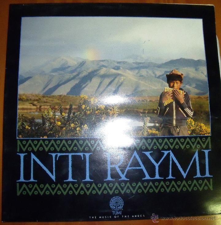 INTI RAYMI 1990 (Música - Discos - LP Vinilo - Étnicas y Músicas del Mundo)