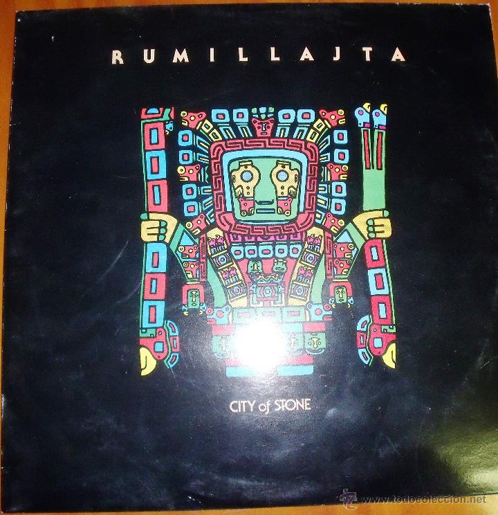 RUMILLATJA - CITY OF STONE (Música - Discos - LP Vinilo - Étnicas y Músicas del Mundo)