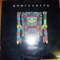 Discos de vinilo: RUMILLATJA - CITY OF STONE. Lote 46597141