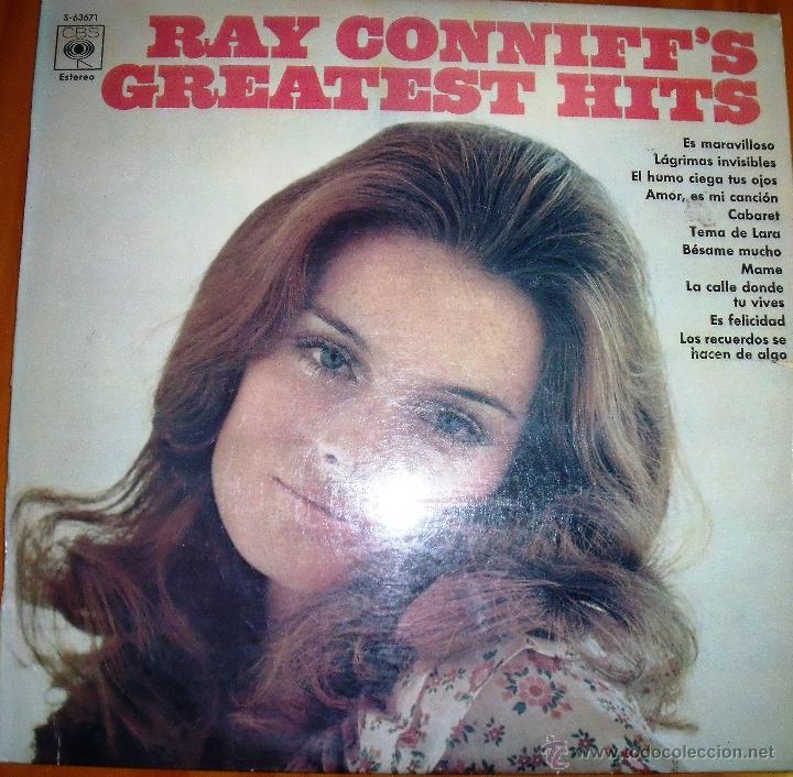RAY CONNIFF'S GREATEST HITS 1970 (Música - Discos - Singles Vinilo - Orquestas)