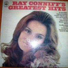 Discos de vinilo: RAY CONNIFF'S GREATEST HITS 1970. Lote 46597205