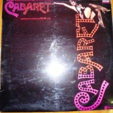 Discos de vinilo: CABARET SOUNDTRACK 1976. Lote 46597296