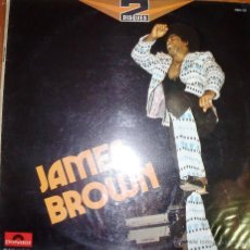 Discos de vinilo: JAMES BROWN - DOBLE ALBUM - LEER RESEÑA. Lote 46597386