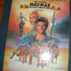 Discos de vinilo: MAD MAX - MAS ALLA DE LA CUPULA DEL TRUENO 1985. Lote 46597519