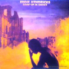 Discos de vinilo: EDDIE KENDRICKS - GOIN UP IN SMOKE 1976. Lote 46597550