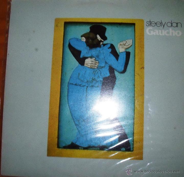 STEELY DAN - GAUCHO (Música - Discos - Singles Vinilo - Grupos Españoles de los 70 y 80)