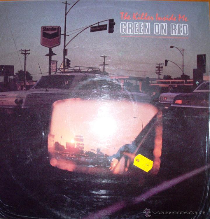 GREEN ON RED - THE KILLR INSIDE ME (Música - Discos - Singles Vinilo - Grupos Españoles de los 70 y 80)