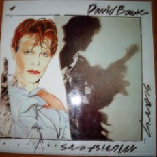 Discos de vinilo: DAVID BOWIE - SCARY MONSTERS. Lote 54662614
