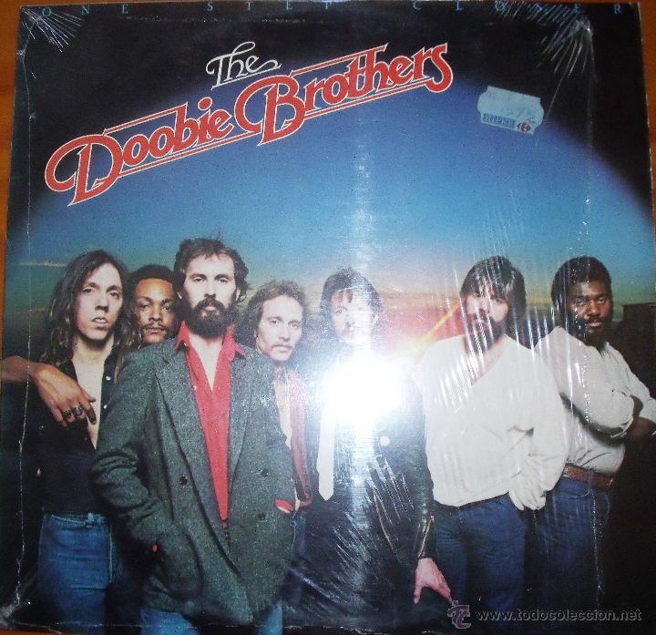 THE DOOBIE BROTHERS - ONE STEP CLOSER (Música - Discos de Vinilo - EPs - Pop - Rock - New Wave Internacional de los 80)
