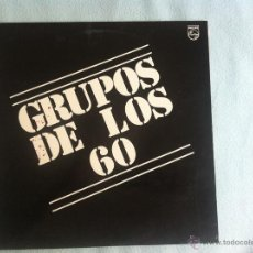 Disques de vinyle: LP GRUPOS DE LOS 60-VARIOS. Lote 46600774