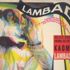 Discos de vinilo: LA LAMBADA- KAOMA LAMBADA- 2 LP. Lote 46601591