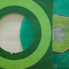 Discos de vinilo: TONY CHRISTIE - NO VAYAS A RENO- CANTA EN ESPAÑOL VINILO COLOR VERDE -PROMOCIONAL-. Lote 46603787