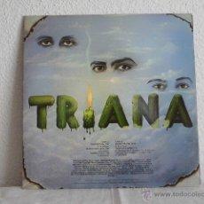 Discos de vinilo: LP TRIANA SOMBRA Y LUZ. Lote 46607517