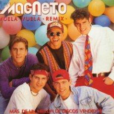 Discos de vinilo: MAGNETO, SG, VUELA, VUELA + 1, AÑO 1992 PROMO. Lote 155868304