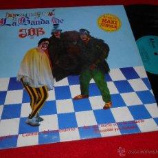 Discos de vinilo: LA BANDA DE JOB GREGORIA/CAMINO DEL CEMENTERIO/AVE QUE VUELA VA A LA CAZUELA 12 MX 1983 PROMOCIONAL. Lote 46611500