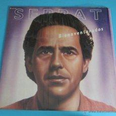 Discos de vinilo: SERRAT. BIENAVENTURADOS. ARIOLA. Lote 46614121