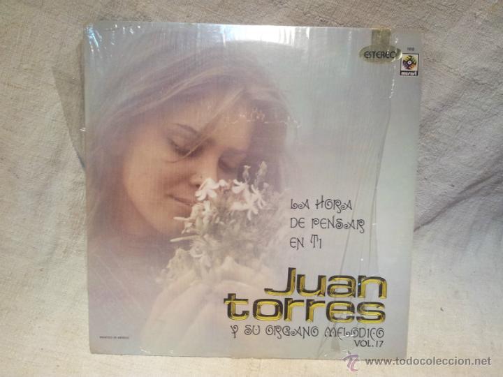 JUAN TORRES--ORGANO MELODICO VOL.17 ..MUSART MEXICO..AÑOS 70 (Música - Discos de Vinilo - EPs - Grupos y Solistas de latinoamérica)