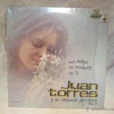 Discos de vinilo: JUAN TORRES--ORGANO MELODICO VOL.17 ..MUSART MEXICO..AÑOS 70. Lote 46620725