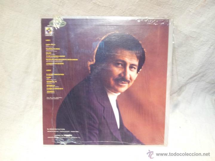 Discos de vinilo: juan torres--organo melodico vol.17 ..musart mexico..años 70 - Foto 2 - 46620725