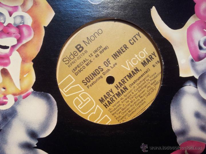 Discos de vinilo: Mary Hartman - Sounds Of Inner City west end records 1977..raro - Foto 3 - 46621261