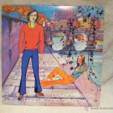 Discos de vinilo: CLAUDIO BAGLIONI - QUESTO PICCOLO GRANDE AMARE RCA 1972. Lote 46621530