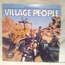 Discos de vinilo: VILLAGE PEOPLE - CRUISIN --CANADA ,,CASABLANCA RECORDS 1978. Lote 46621646