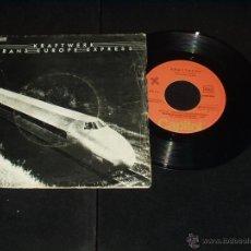 Discos de vinilo: KRAFTWERK SINGLE TRANS EUROPE EXPRESS. Lote 46626093