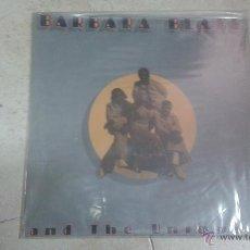 Discos de vinilo: BARBARA BLAKE AND THE UNIQUES - BARBARA BLAKE AND THE UNIQUES (SEALED U.S. ALBUM) . Lote 46630106