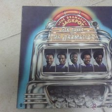 Discos de vinilo: BANKS, RON / DRAMATICS - DRAMATIC JACKPOT . Lote 46630191
