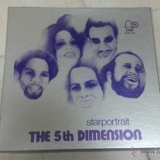 Discos de vinilo: THE 5TH DIMENSION, THE FIFTH DIMENSION - STARPORTRAIT . Lote 46630279