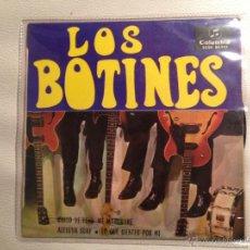 Discos de vinilo: LOS BOTINES - EP BEAT 1965. Lote 46633994