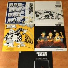 Discos de vinilo: VINILO SKA ESPECIAL - THE BUSTERS - 5 LPS MAS 2 CDS MAS 1 LIMITED EDITION. Lote 46638718