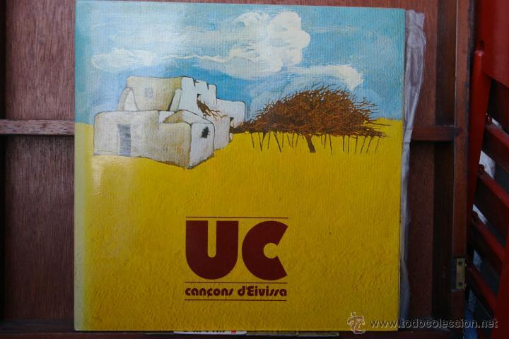 U C -CANCONS D,EIVISSA-LP (Música - Discos - LP Vinilo - Étnicas y Músicas del Mundo)