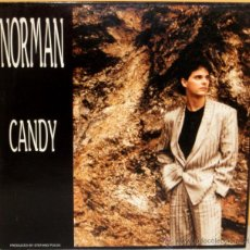 Discos de vinilo: NORMAN - CANDY DON DISCO - 1988. Lote 46646097