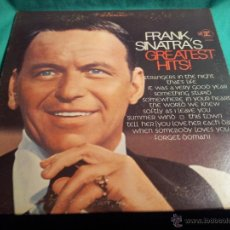 Discos de vinilo: FRANK SINATRA - GREATEST HITS REPRISE CANADA FS 1025. Lote 46651679