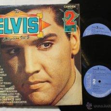 Discos de vinilo: ELVIS PRESLEY THE COLLECTION VOL.3 DOBLE LP VINYL MADE IN ENGLAND. Lote 46654161