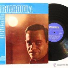 Discos de vinilo: JOSE GUARDIOLA LP VINILO MADE IN SPAIN 1967. Lote 46654364