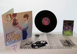 Discos de vinilo: VEGA - la cuenta atrás ( LP edición limitada) NUEVO - Foto 2 - 195333865