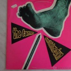 Discos de vinilo: THE FARM. DON'T LET ME DOWN. MAXI 45 RPM. Lote 46663149