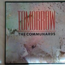 Discos de vinilo: THE COMMUNARDS. TOMORROW. MAXI 45 RPM. Lote 254948650