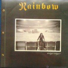 Discos de vinilo: RAIMBOW LP DOBLE VINILO FINYL VINYL. Lote 46667208