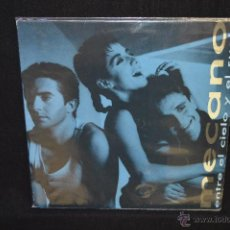 Discos de vinilo: MECANO - ENTRE EL CIELO Y EL SUELO - LP. Lote 76126663