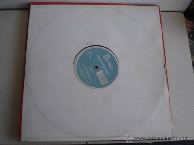 DUB CONVENTION FEEL IT (Música - Discos de Vinilo - Maxi Singles - Electrónica, Avantgarde y Experimental)