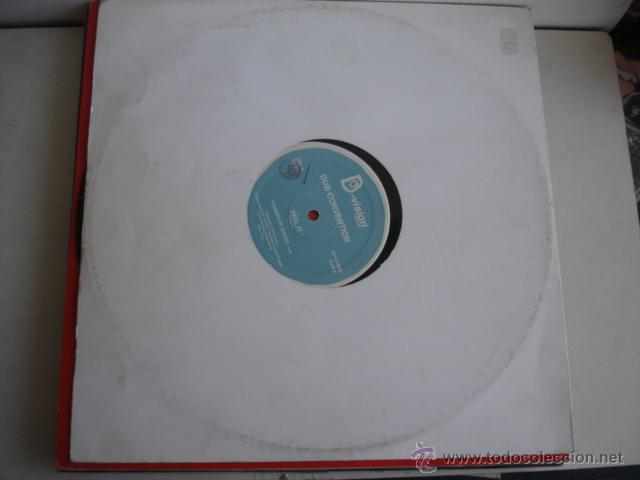 Discos de vinilo: Dub Convention Feel It - Foto 2 - 46676020