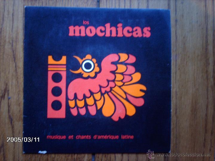 LOS MOCHICAS - MUSIQUE ET CHANTS D´AMERIQUE LATINE - LAS CAMPANAS DEL OLVIDO + 3 (Música - Discos de Vinilo - EPs - Country y Folk)