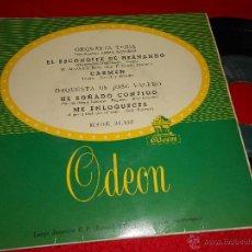 Discos de vinilo: ORQUESTA TEIBA EL ESCONDITE DE HERNANDO/CARMEN+ORQUESTA DE JOSE VALERO HE SOÑADO CONTIGO +1 EP 195? . Lote 46686728