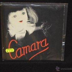 Discos de vinilo: CAMARA - EL FRIO EN MIS MANOS +1 - SINGLE. Lote 104177770