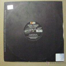 Discos de vinilo: OPERA TRANCE. SPENTE LE STELLE. POPULAR RECORDS 2001. Lote 46694892